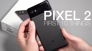 Download Pixel 2 & Pixel 2 XL: First 10 Things to Do! Video