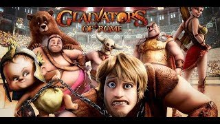 Download Gladiators of Rome 2012 Animation movies for kids Video