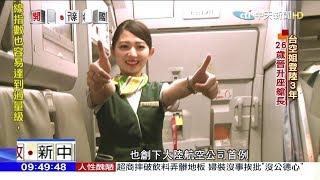 Download 2018.06.10開放新中國/登陸三年!首批台籍空姐升座艙長 Video