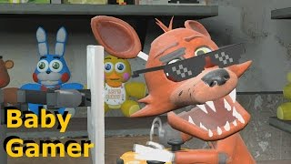 Download [FNAF SFM] Five Nights at Freddy's: Baby Foxy Video Games Video