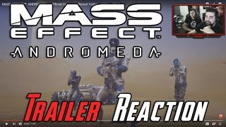Download Mass Effect: Andromeda - Trailer Reaction Video