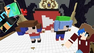 Download Minecraft / Team Build Battle / YouTube Theme! / Gamer Chad Plays Video