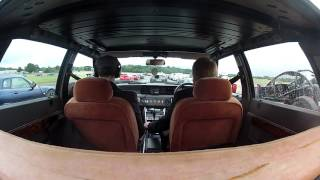 Download Dunsfold Wings & Wheels 2016 Sunday Rover SD1 Motor Demonstration Video