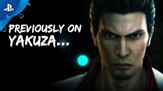 Download Yakuza 6: The Song of Life - Previously on Yakuza… | PS4 Video