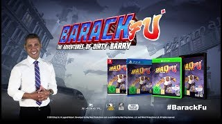 Download Barack Fu: The Adventures of Dirty Barry Reveal PEGI Video