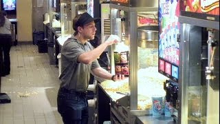 Download Kevin the Cashier Goes to the Movies! Video