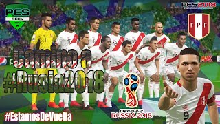 Download Homenaje a DANIEL PEREDO | Todos los goles de PERÚ 🇵🇪 en PES 2018 | Camino a Rusia 2018 Video
