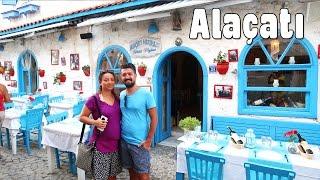 Download Alaçatı Sokakları, Kumrucu Şevki üstünede Midye | Vlog 015 Video
