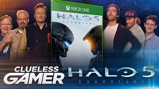 Download Clueless Gamer: ″Halo 5: Guardians″: Team Silicon Valley vs. Team Coco - CONAN on TBS Video