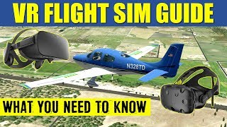 Download Virtual Reality Flight Simulation Guide ✈️ What You Need To Know Video
