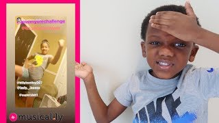 Download Reacting To Subscribers Dancing To My New Song (I Love My Life) Video