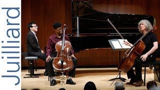 Download Sterling Elliott: Schumann's Cello Concerto   Juilliard Steven Isserlis Cello Master Class Video