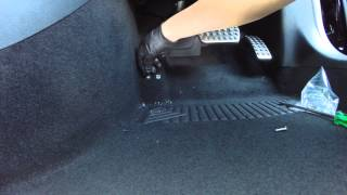Download How to install Mercedes Benz A Class W176 OEM Stainless Steel Footrest Video