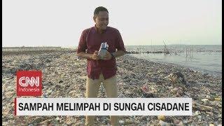 Download Sampah Melimpah di Sungai Cisadane Video
