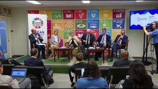 Download UN Ocean's 8 Celebration: High Level Panel Highlights Video