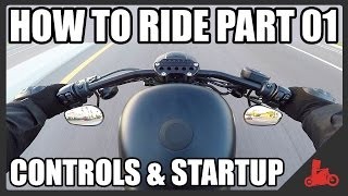 Download How To Ride A Motorcycle: Part 01 - Controls & Startup Video