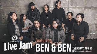 Download Rappler Live Jam: Ben&Ben returns Video
