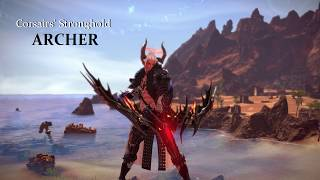 Download TERA Corsairs' Stronghold - ARCHER PvP Video