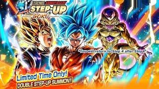 Download 1st Anniversary Summons! Super Vegito, SSB Goku & Golden Frieza Step Up Summons! Dragon Ball Legends Video
