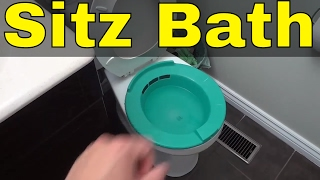 Download How To Take A Sitz Bath-FULL Tutorial Video