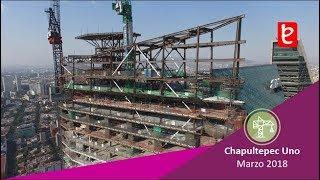 Download Chapultepec Uno, alcanzó su altura final, Marzo 2018 | edemx Video