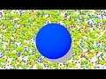 Download WORLD'S FIRST 3D AGAR.IO SIMULATOR! (NEW) (Orn.io Animation) Video