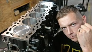 Download 2JZ Stroker Ep. 1 - Rotating Assembly Video