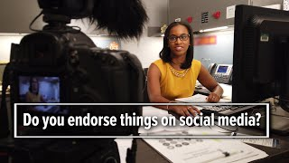 Download Advice for Social Media Influencers | Federal Trade Commission Video