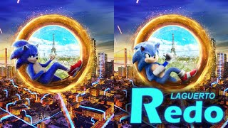 Download [Laguerto Redo] Sonic the Hedgehog (Movie) Ring Poster Video