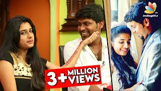 Download Rio Raj and his wife Shruthi Reveal their Love Story | Saravanan Meenakshi Hero Marriage Video