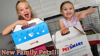 Download New Family Pets for Trinity and Madison! It's So Fluffy!!! Video