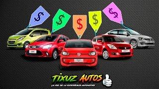 Download Los mejores autos de 0 a 200 mil Pesos   Tixuz Autos Video