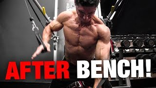 Download Do This Chest Exercise IMMEDIATELY After Bench Press! Video