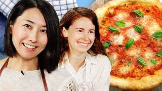 Download We Tried To Make Pizzas With Zero Waste Video