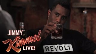 Download 3 Ridiculous Questions with Jimmy Kimmel and Diddy Video