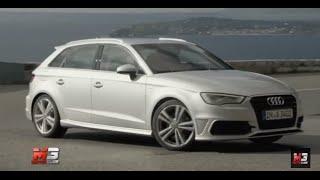 Download AUDI A3 SPORTBACK 2013 - TEST DRIVE Video
