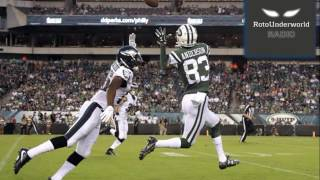 Download Robby Anderson vs. Quincy Enunwa: Who is the Brandon Marshall's heir on the New York Jets? Video