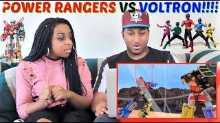 Download Power Rangers VS Voltron | DEATH BATTLE! by ScrewAttack! REACTION!!! Video