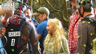 Download Go Behind the Scenes of War for the Planet of the Apes (2017) Video