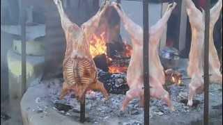 Download Argentine Asado Video