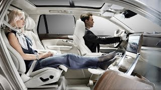Download 2018 Volvo XC90 Excellence - INTERIOR Video