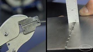 Download How To Achieve Perfect Welds on Sheet Metal - Manual Perfect Panel PrepTool from Eastwood Video