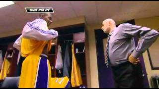 Download Phil Jackson Fines Andrew Bynum (Actual Footage) Video