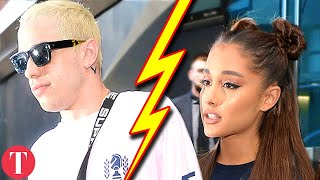 Download Ariana Grande Breaks Up With Pete Davidson After This Video