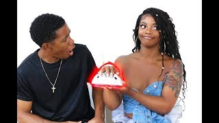 Download COUPLES LIE DETECTOR TEST (SHE WANTS HER EX BACK!!!!) Video
