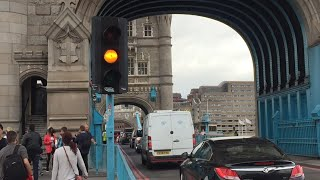 Download London Tower Bridge (Full Bridge Operation) Video