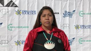 Download Jessica Jaylyn Atsye - Founder Rock Your Mocs @ IPCC Albuquerque, NM Video