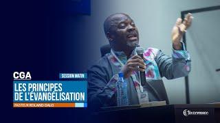 Download Les principes de l'évangélisation. Pasteur ROLAND DALO CGA 2019 [S. matin jour 3] du 13 Juin 2019 Video