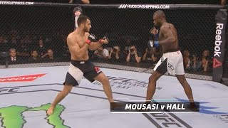 Download UFC Breakdown: Fight Focus - Mousasi vs Hall 2 Video