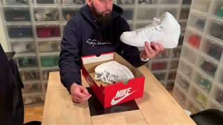 Download Review : Nike Son of Force Mid - White - 616281-102 Video